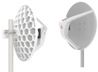 MikroTik Wireless Wire Dish 60GHz PTP Backhaul (2 Gbps Full duplex)